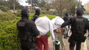 Début d'avril, 10 personnes ont été interpellées dans le cadre d'un nouveau coup de filet mené dans les milieux islamistes radicaux dans plusieurs villes de France.