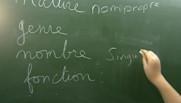 Ecole education primaire élève tableau classe leçon