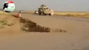 Irak : jihadistes de l'EIIL