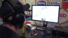 """Le 13 heures du 3 mai 2015 : Jeu vidéo : coupe du monde de """"Call of Duty"""" au Zénith - 837.988"""