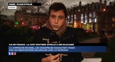 Mouvement des routiers en Ile-de-France dès jeudi 20h