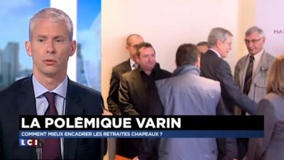 """Polémique Varin : """"Ça m'étonne de l'homme"""" réagit Riester"""