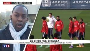 """PSG-Chelsea : avec l'absence d'Aurier, Laurent Blanc """"va devoir faire sans l'un de ses hommes forts"""""""