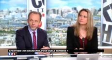 """""""Apartheid"""" en France : """"On fait semblant de vivre ensemble"""""""