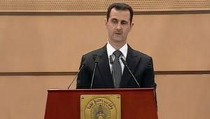 Bachar al-Assad Syrie