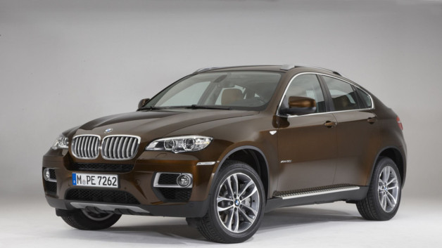 BMW X6 2012