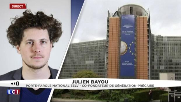 """Brexit : """"On a accéléré l'indifférence, le mépris et le dégoût pour l'Europe"""", estime Julien Bayou"""