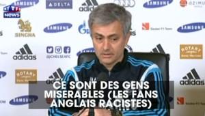 Chelsea : quand Mourinho invite la victime de l'incident raciste du métro parisien