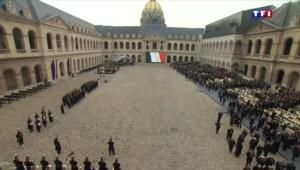 Hommage national : un air d'opéra joué pour les premiers secours des attentats de Paris