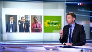"""Le 13 heures du 1 avril 2014 : Analyse : """"pour s%u2019imposer, Valls tente de pactiser avec des alli� - 651.19"""
