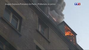 Le 20 heures du 9 juin 2014 : Incendie �ubervilliers : un enfant de 12 ans reconna�avoir mis le feu - 534.4084611968995