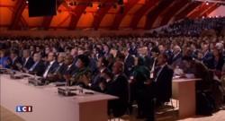 Menace climatique : les chefs d'État planchent sur le sujet, obligation de succès