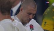 Mondial de rugby : gueule de bois pour les Anglais après l'élimination du XV de la rose