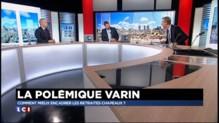 """Polémique Varin : """"Cette fascination pour l'argent me choque"""" réagit Garot"""