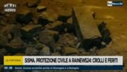 Séisme en Italie : les premières images des dégâts dans le centre du pays
