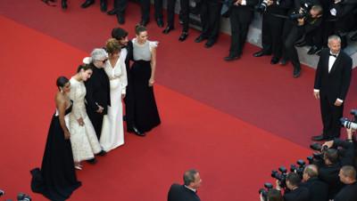 Cannes 2016 Pedro Almodovar Julieta