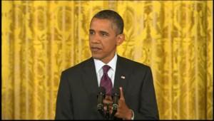 Conférence de presse de Barack Obama le 29 juin 2011