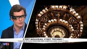 Des lunettes à réalité augmentée sous-titrent les pièces de théâtre