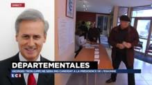 """Georges Tron : """"Je serai jeudi candidat à la présidence du conseil général de l'Essonne"""""""