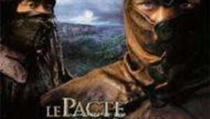 Le pacte des loups, l'affiche