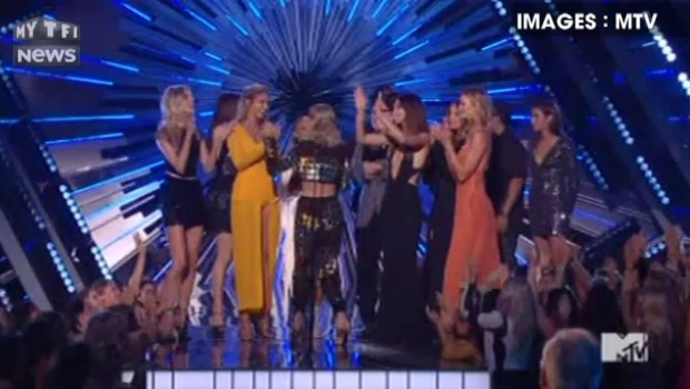 Les moments forts des MTV Video Music Awards
