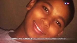Enfant tué à Cleveland : aucune sanction retenue contre le policier