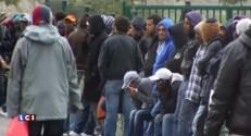 Face à l'afflux de migrants, une centaine de policiers en renfort à Calais