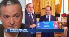 FIFA : Michel Platini serait candidat à la présidence