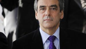 François Fillon le 19 avril 2012