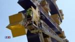 Le symbole de l'euro perd une de ses étoiles... pour une rénovation !