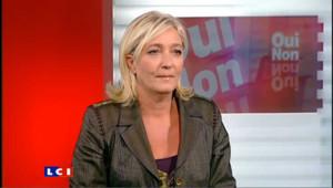 """Marine Le Pen : """" Il faut retourner vers nos monnaies nationales"""""""
