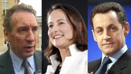 TF1/LCI Election présidentielle 2007