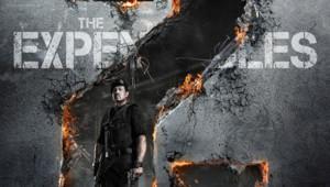 Affiche teaser US du film Expendables 2