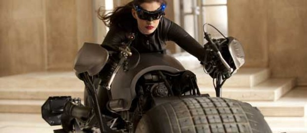 Anne Hathaway dans The Dark Knight Rises