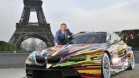 BMW M3 GT2 Art Car 24h Mans 2010