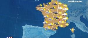 La météo de ce jeudi : violents orages à l'ouest, jusqu'à 36 degrés en Alsace-Lorraine