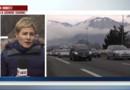 Le 13 heures du 28 février 2015 : Eboulement en Savoie : accès coupé vers les stations des Ménuires et de Val Thorens - 543.3157847595215