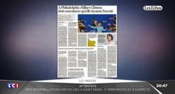 """""""Le règne de Froome"""", """"Le duel Clinton-Kaine"""" : la revue de presse du lundi 25 juillet"""