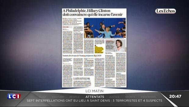 """""""Le règne de Froome"""", """"Le duo Clinton-Kaine"""" : la revue de presse du lundi 25 juillet"""