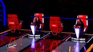 Les coachs de The Voice 4