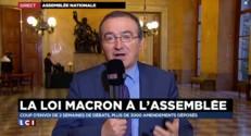 """Mariton : """"Oui, je voterai la loi Macron"""""""