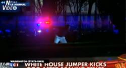 Nouvelle tentative d'intrusion sur la pelouse de la Maison Blanche.