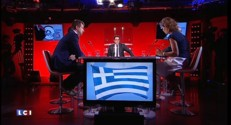 """Référendum : """"Les Grecs sont au pied du mur"""", affirme la porte-parole du PS"""