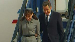 Sarkozy Carla Bruni-Sarkozy