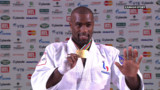 Teddy Riner au sommet du judo mondial