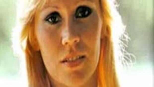 Agnetha, chanteuse du groupe Abba