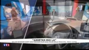 """""""Arrêtez-moi là"""" : Gilles Bannier et Reda Kateb, invités de LCI, nous présentent le film"""
