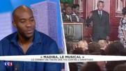 """Il incarne Mandela dans """"Madiba, le musical"""" : James Noah raconte comment il s'est accaparé ce personnage"""