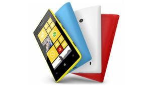 Le Nokia Lumia 520