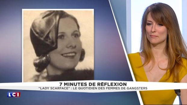 """Littérature : """"Lady Scarface"""", Al Capone au féminin"""